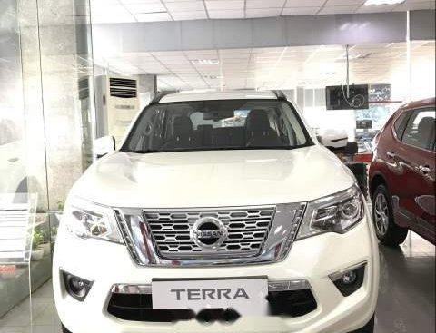 Bán Nissan Terra V sản xuất năm 2019, giá khuyến mãi khủng