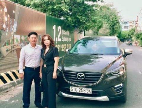 Bán xe Mazda CX 5 sản xuất 2016, giá chỉ 750 triệu