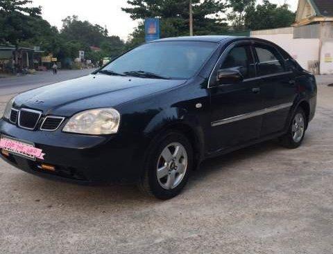 Cần bán xe Daewoo Lacetti sản xuất năm 2004, giá 116tr