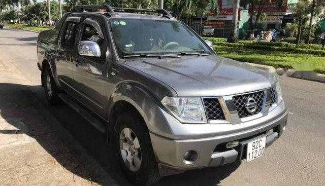 Bán gấp Nissan Navara đời 2013, màu xám, xe nhập