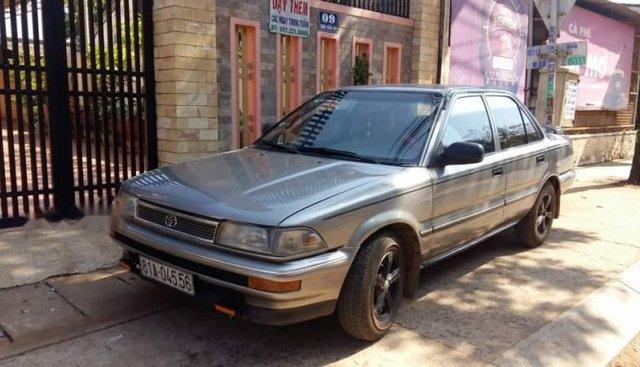 Bán Toyota Corolla năm 1989, màu xám, nhập khẩu