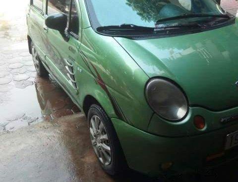 Bán Daewoo Matiz năm sản xuất 2002, màu xanh lục