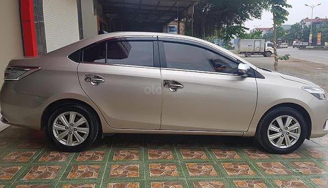 Cần bán lại xe Toyota Vios E 2016 xe gia đình
