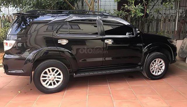 Bán Toyota Fortuner 1 cầu, số tự động, đời 2012, xe 1 chủ từ đầu