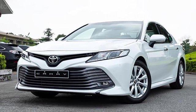Bán Toyota Camry 2.0G 2019 nhập khẩu nguyên chiếc Thái Lan, kiểu dáng hoàn toàn mới, trẻ trung và lịch lãm