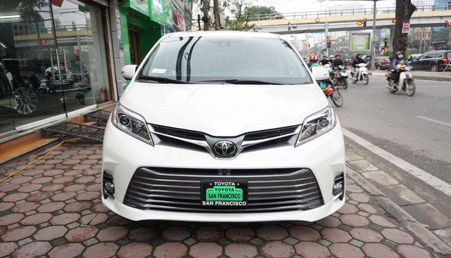 Bán xe Toyota Sienna Le Limited sản xuất 2018, nhập Mỹ - LH 0945392468