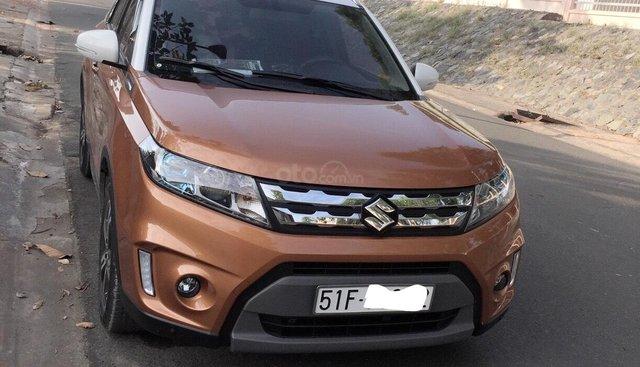 Bán xe Suzuki Vitara 2017 nhập khẩu nguyên chiếc Hungari giá 620tr