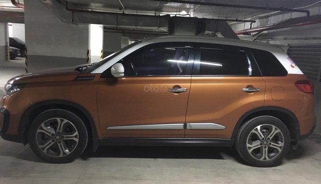 Bán xe Suzuki Vitara 2017 nhập khẩu nguyên chiếc 620tr