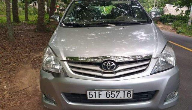 Chính chủ bán xe Toyota Innova G năm 2008, màu bạc