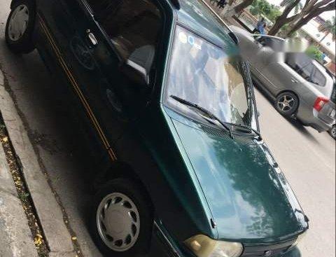 Bán ô tô Kia CD5 đời 2003, nhập khẩu, màu xanh dưa