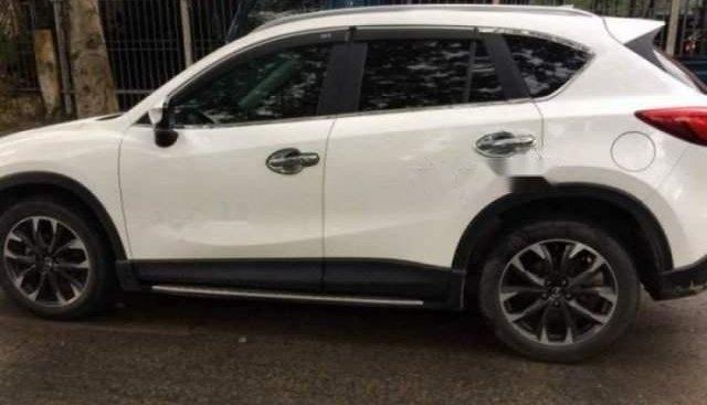 Cần bán Mazda CX 5 2.5 AWD 2017, màu trắng, xe nhập