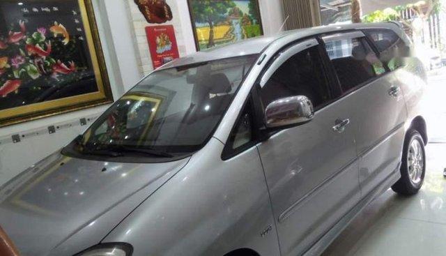 Bán Toyota Innova năm sản xuất 2011, màu bạc, xe đẹp