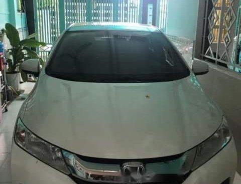 Bán Honda City năm sản xuất 2016, màu trắng