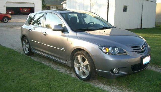 Bán ô tô Mazda 3 năm 2006, xe nhập số tự động
