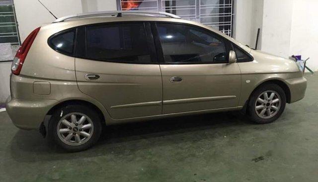 Cần bán xe Chevrolet Vivant đời 2008, màu vàng, xe nhập