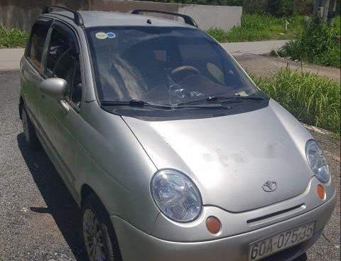 Chính chủ bán Daewoo Matiz đời 2007, màu bạc, nhập khẩu