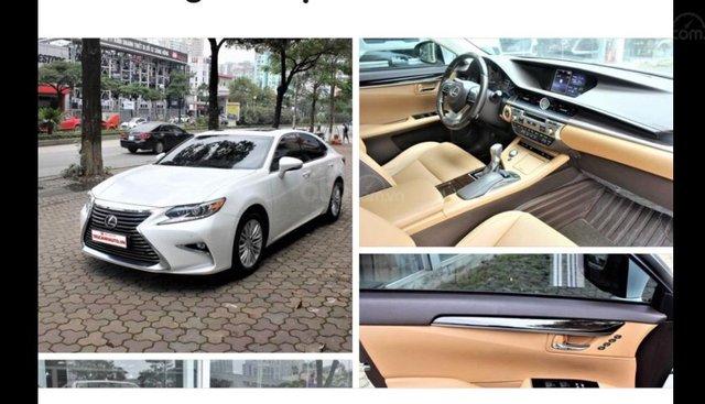 Cần bán xe Lexus ES250 đời 2016, màu trắng, xe nhập