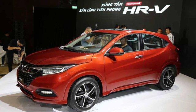 Khuyến mãi khủng giá tốt nhất thị trường cho Honda HR-V. Sở hữu xe với chỉ 160tr - Liên Hệ: Mr. Long - 0904161831