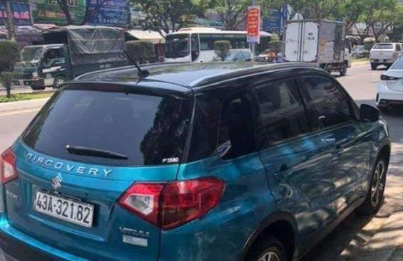 Cần bán Suzuki Vitara 2017, hai màu, xe nhập chính chủ