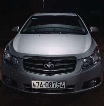 Cần bán xe Daewoo Lacetti đời 2009, màu bạc