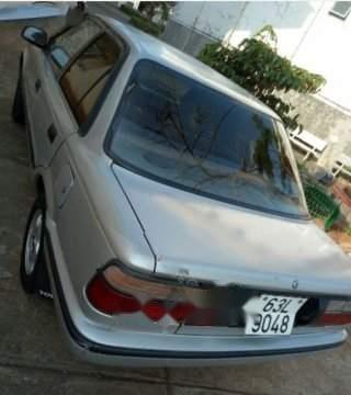 Bán Toyota Corolla 1.6 MT năm sản xuất 1988, màu bạc, xe gia đình