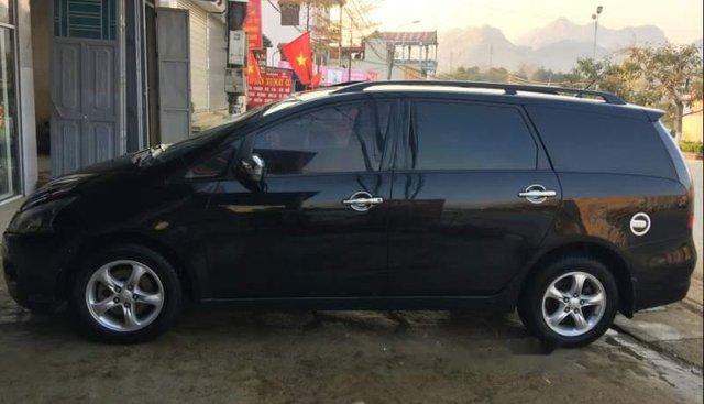 Cần bán xe Mitsubishi Grandis sản xuất 2007, màu đen, giá chỉ 315 triệu
