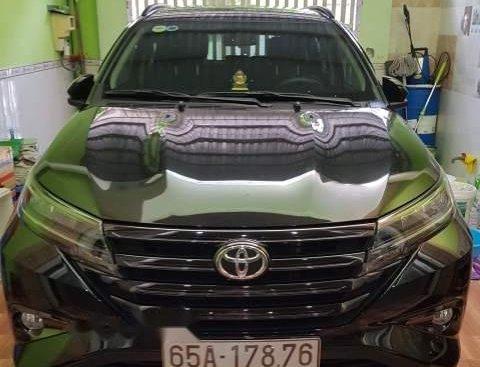 Bán Toyota Rush sản xuất năm 2018, màu đen, chính chủ, 660tr