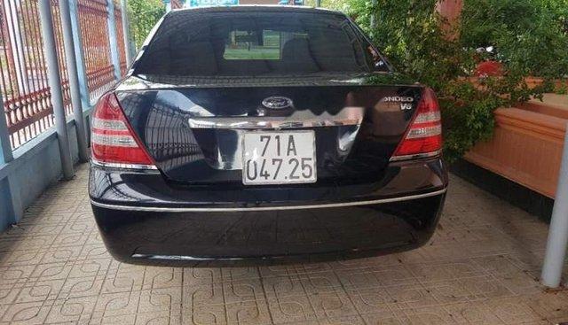 Bán xe Ford Mondeo 2002, màu đen, xe nhập