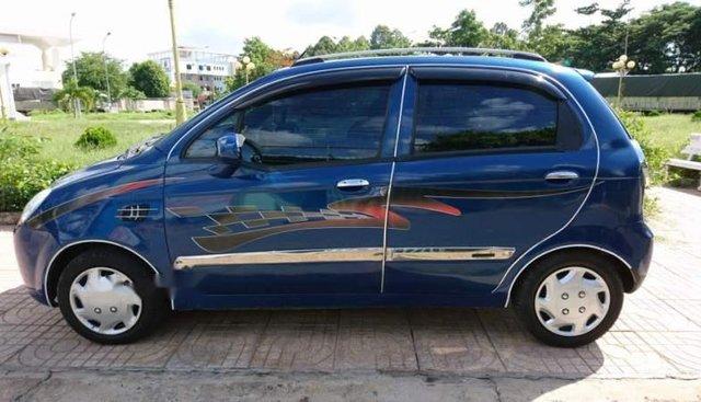 Bán Chevrolet Spark 2009, màu xanh lam