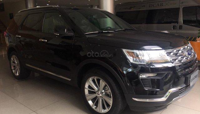 Bán Ford Explorer 2019, giá giảm mạnh cùng vé quà tặng trị giá cao