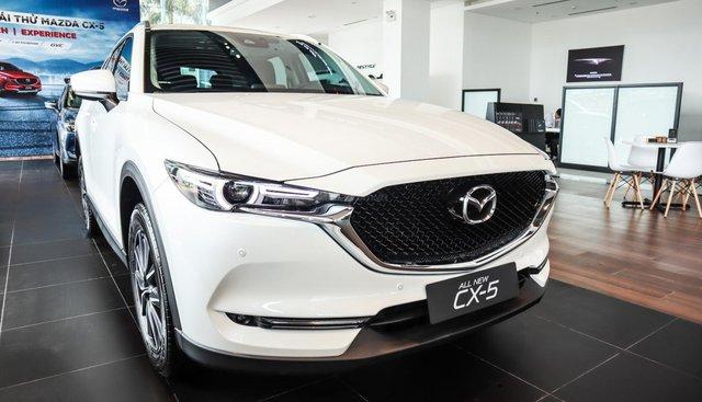 Mazda CX5 đẳng cấp thời thượng, là sự lựa chọn thông minh và giá hợp lý
