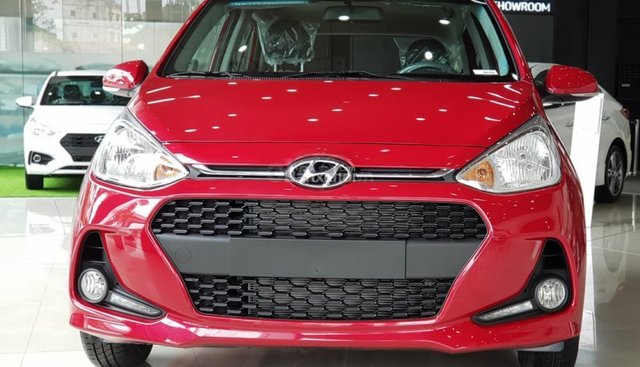 Hyundai Cầu Diễn - Bán Hyundai Grand I10 AT 1.2, đủ các màu, tặng 10 triệu - nhiều ưu đãi - LH: 0964898932