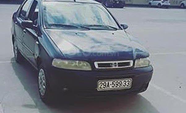 Bán Fiat Albea sản xuất 2004, màu đen, xe máy ngon