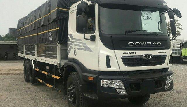 Xe Daewoo 3 chân Maximus trọng tải 15 tấn