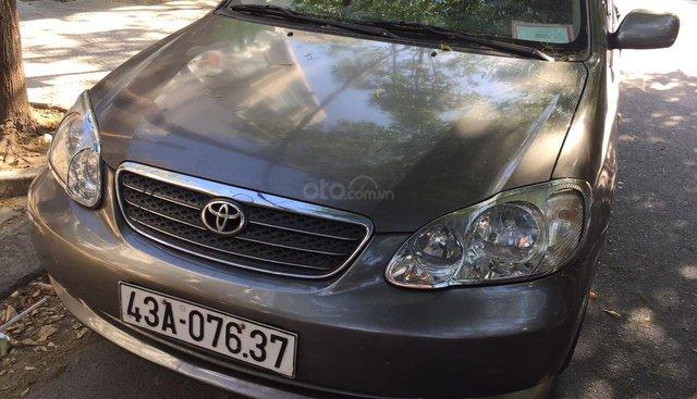 Cần bán Toyota Corolla Altis đời 2005, màu xám (ghi), xe nhập, giá 270tr
