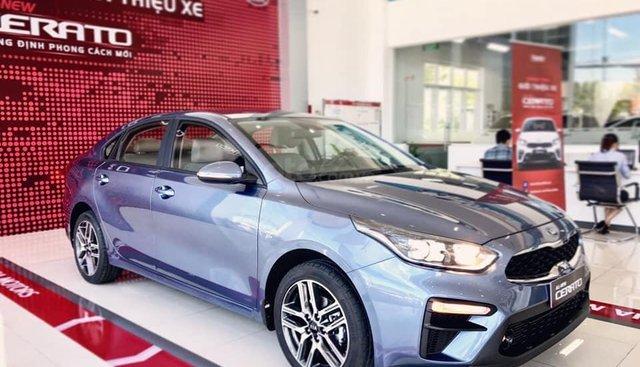 Kia Cerato 2019 giá trên chưa bao gồm giá giảm, giá ưu đãi nhất thị trường hỗ trợ vay vốn 80% có xe giao ngay
