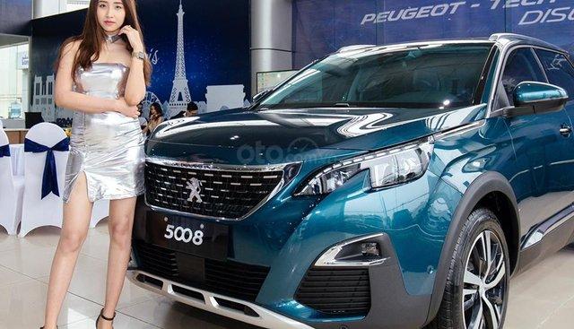Peugeot 5008 - Đẳng cấp châu Âu