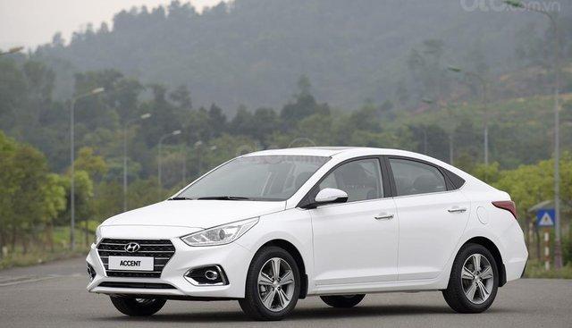 Bán xe Hyundai Accent - Chỉ cần 150tr là nhận xe
