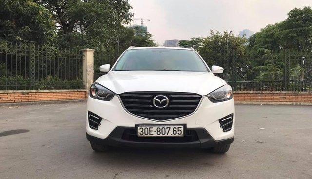 Cần bán lại xe Mazda CX5 2.5 AT SX 2017, biển HN