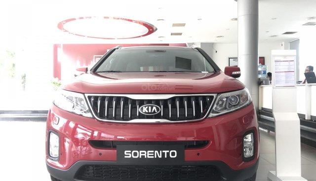 Kia Sorento 2019 giá cạnh tranh nhất thị trường, hỗ trợ vay góp 80% có nhiều màu giao xe ngay.