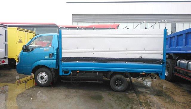 Thaco Kia K250 - Xe tải Kia 1.4 tấn nâng tải 2.4 tấn thùng bạt - hỗ trợ vay ngân hàng