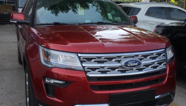 Mua Ford Explorer có ngay chuyến du lịch Mỹ trị giá 80tr