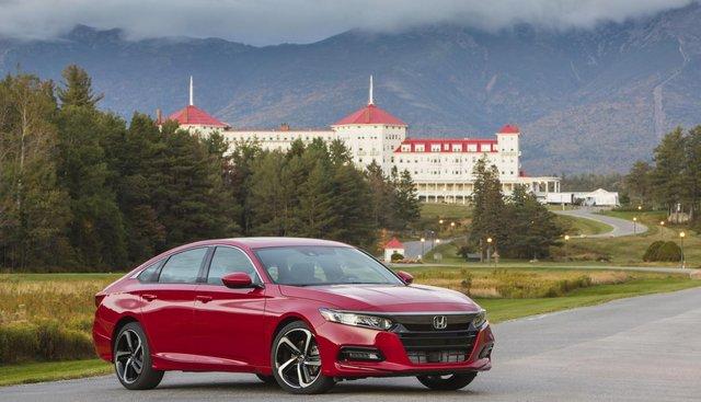 Honda Accord 2019 chuẩn bị xuất hiện tại Việt Nam