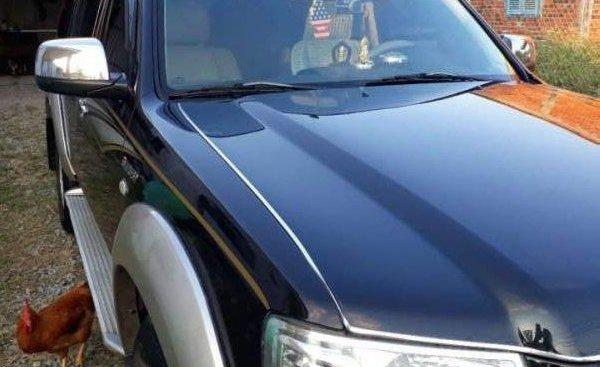 Cần bán xe Ford Everest năm sản xuất 2008, xe nhập