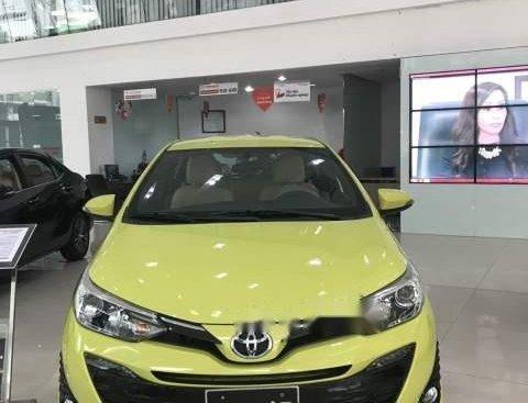Toyota Hà Đông bán xe Yaris 2019 phiên bản hoàn toàn mới