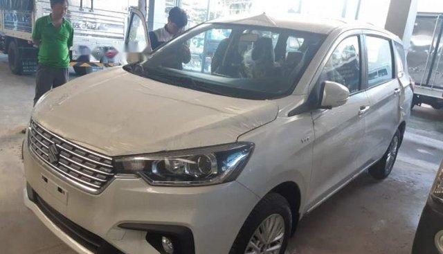 Bán Suzuki Ertiga đời 2019, màu trắng, nhập khẩu nguyên chiếc, 549 triệu