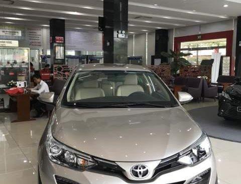 Toyota Hùng Vương bán xe Toyota Vios đời 2019, giá 606tr