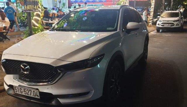 Bán ô tô Mazda CX 5 đời 2017, màu trắng xe gia đình, giá tốt