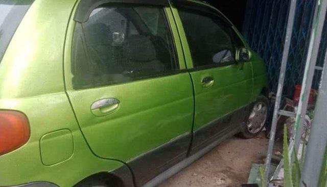 Gia đình cần bán chiếc xe Matiz đẹp màu xanh, Đk 2005