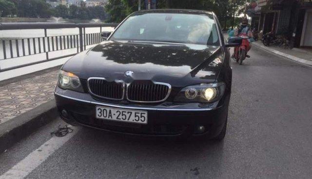 Bán BMW 730Li sản xuất năm 2007, xe nhập khẩu từ Đức